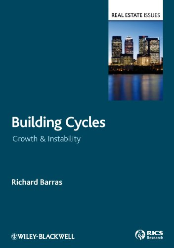 9781405130011: Building Cycles: Growth and Instability (Real Estate Issues)