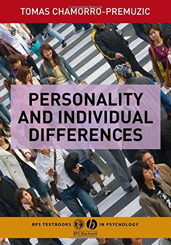 9781405130080: Personality and Individual Differences (BPS Textbooks in Psychology)