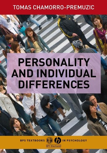 9781405130097: Personality and Individual Differences