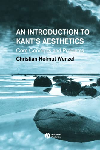 9781405130356: An Introduction to Kant's Aesthetics: Core Concepts and Problems