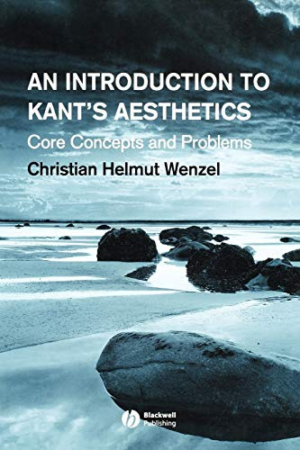 9781405130363: An Introduction to Kant's Aesthetics: Core Concepts and Problems