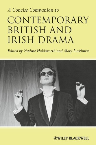 9781405130530: A Concise Companion to Contemporary British and Irish Drama
