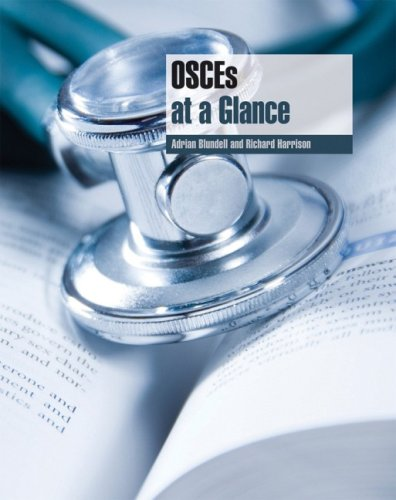 9781405130578: OSCEs at a Glance