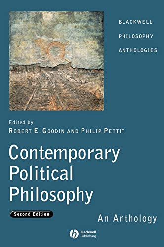 9781405130646: Contemporary Politcl Philosophy 2e: An Anthology (Blackwell Philosophy Anthologies)