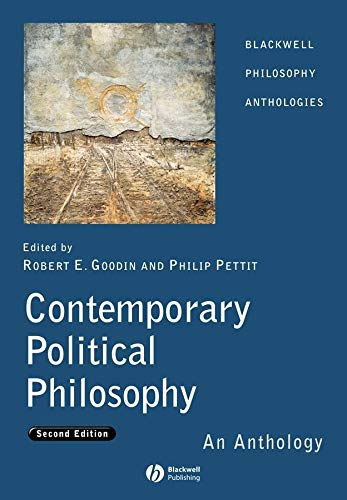 9781405130653: Contemporary Political Philosophy: An Anthology (Blackwell Philosophy Anthologies)
