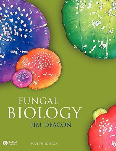 Fungal Biology: Deacon, J. W.