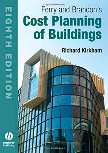 9781405130707: Ferry and Brandon's Cost Planning of Buildings