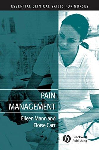 9781405130714: Pain Management