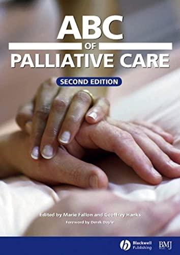 9781405130790: ABC of Palliative Care
