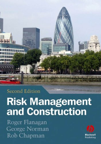 9781405131490: Risk Management and Construction