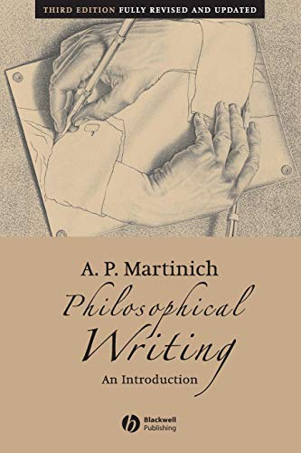 9781405131674: Philosophical Writing: An Introduction