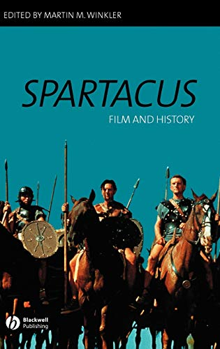 9781405131803: Spartacus: Film and History