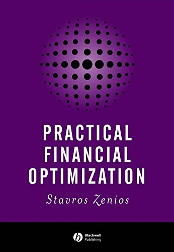 9781405132008: Practical Financial Optimization: Decision Making for Financial Engineers