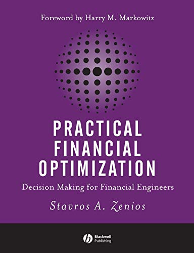 9781405132015: Practical Financial Optimization: Decision Making for Financial Engineers