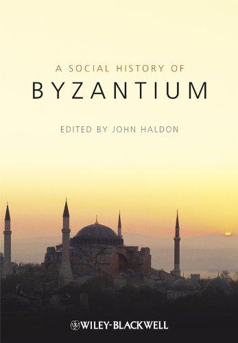 9781405132404: A Social History of Byzantium