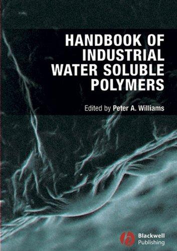 9781405132428: Handbook of Industrial Water Soluble Polymers