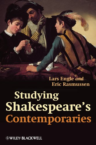 9781405132442: Studying Shakespeare's Contemporaries