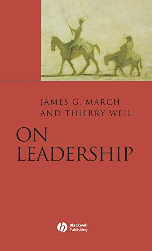 9781405132466: On Leadership: A Short Course