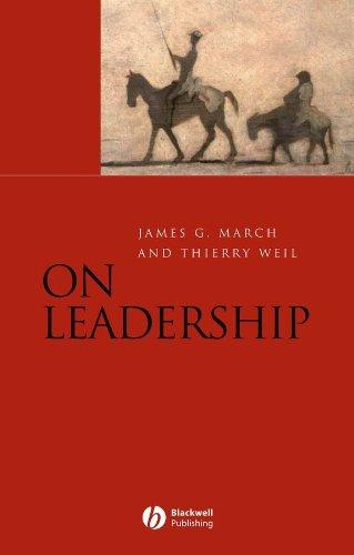 9781405132466: On Leadership