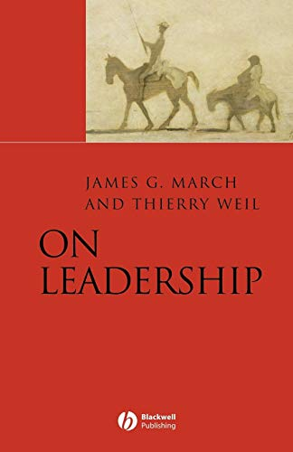 9781405132473: On Leadership: A Short Course