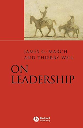 9781405132473: On Leadership