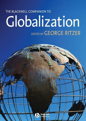 9781405132749: The Blackwell Companion to Globalization (Blackwell Companions)