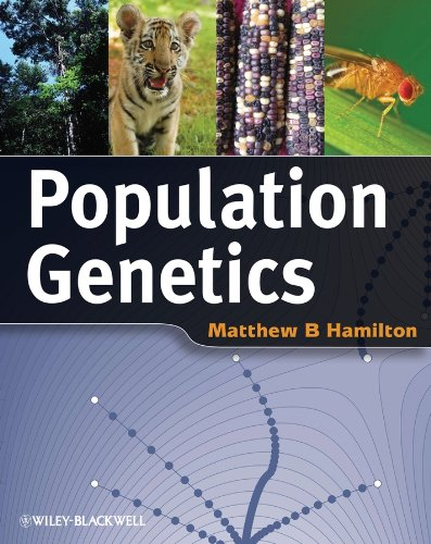 9781405132770: Population Genetics