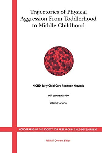 Trajectories of Physical Aggression from Toddlerhood to Middle Childhood:Predictors, Correlates, ...