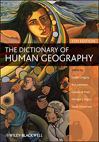 9781405132886: The Dictionary of Human Geography