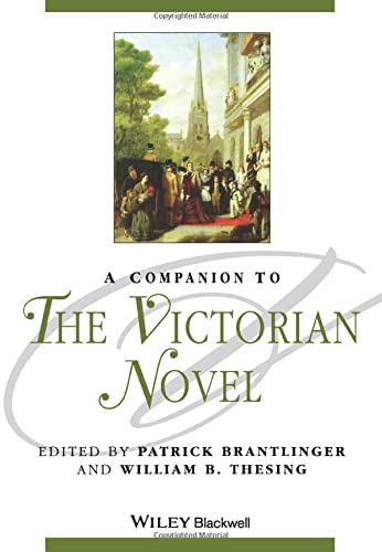 9781405132916: A Companion to the Victorian Novel