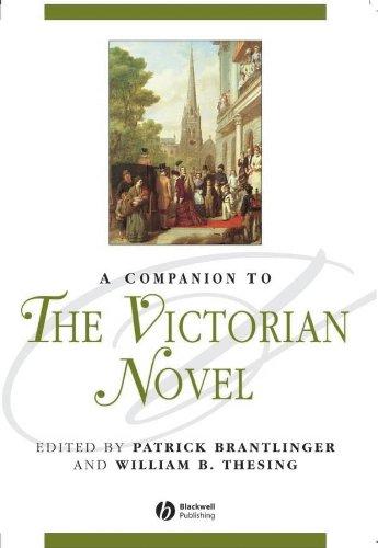 9781405132916: A Companion to the Victorian Novel