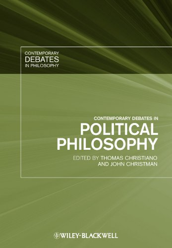 9781405133210: Contemporary Debates in Political Philosophy (Contemporary Debates in Philosophy)