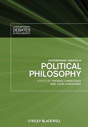 9781405133227: Contemporary Debates Political (Contemporary Debates in Philosophy)