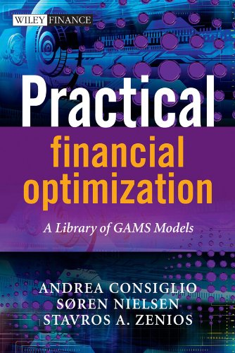 9781405133715: Practical Financial Optimization: A Library of GAMS Models