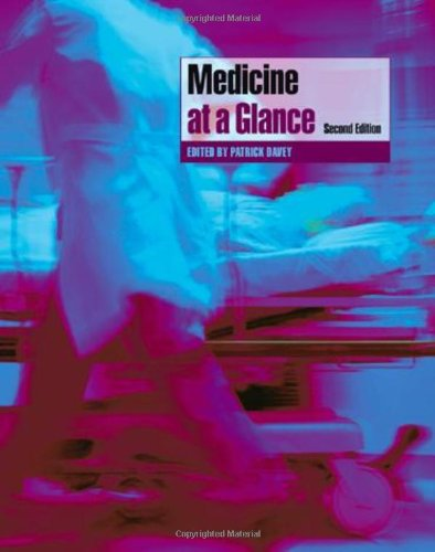 9781405133937: Medicine at a Glance (At a Glance (Dentistry))