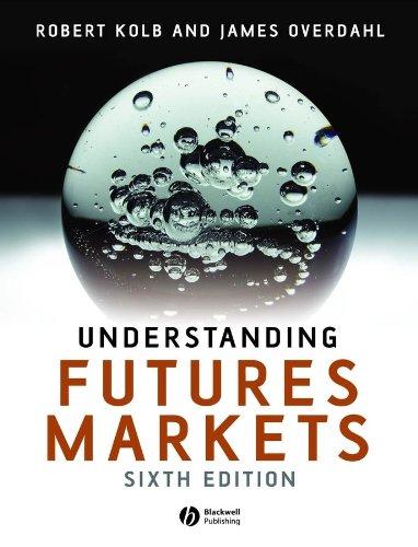 9781405134033: Understanding Futures Markets