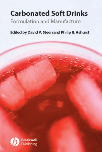 9781405134354: Carbonated Soft Drinks: Formulation and Manufacture