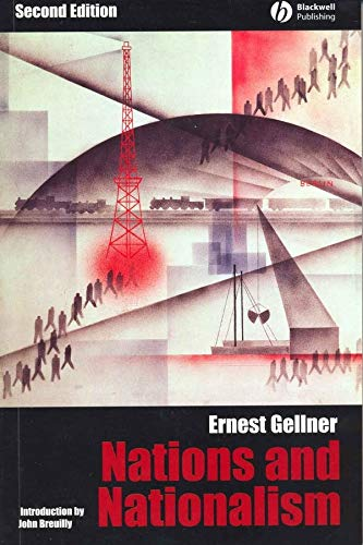 Nations and Nationalism (New Perspectives on the Past): Ernest Gellner