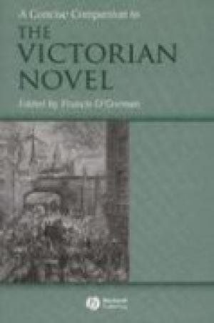 9781405134675: A Concise Companion to the Victorian Novel
