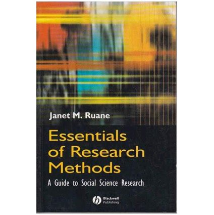 9781405134699: Essentials Of Research Methods: A Guide To Social Science Research
