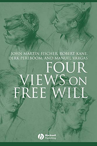 9781405134866: Four Views on Free Will (Great Debates in Philosophy)
