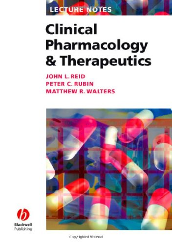 9781405135191: Lecture Notes Clinical Pharmacology and Therapeutics