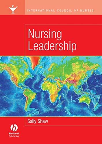 9781405135238: International Council of Nurses: Nursing Leadership