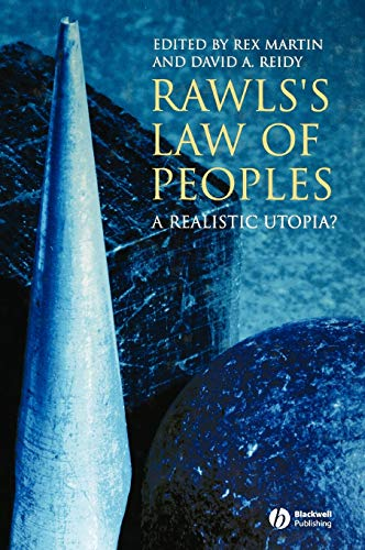 9781405135306: Rawls's Law of Peoples: A Realistic Utopia?