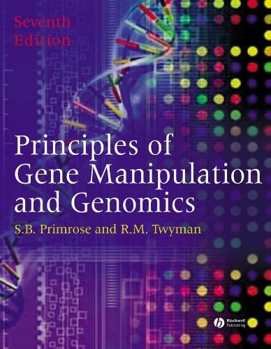 9781405135443: Principles of Gene Manipulation and Genomics