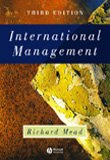 9781405135511: International Management: Cross-Cultural Dimensions