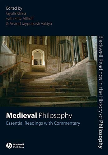 9781405135641: Medieval Philosophy: Essential Readings with Commentary