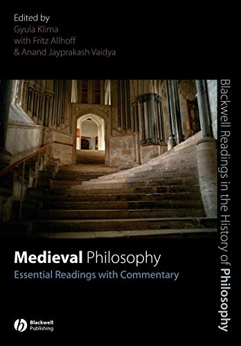 9781405135658: Medieval Philosophy: Essential Readings with Commentary
