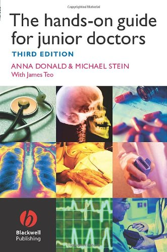 9781405136099: The Hands-on Guide for Junior Doctors (Hands-on Guides)