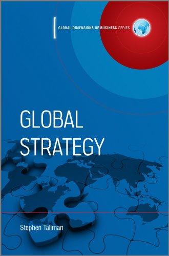 9781405136105: Global Strategy